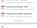 Facebook Seiten App Start Services