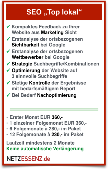 Local SEO Köln